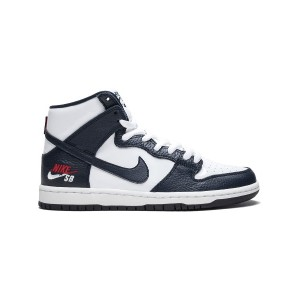 Nike SB Zoom Dunk sneakers - ホワイト