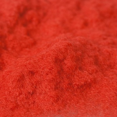Suede-Tex Flocking Fiber - Bright Red 3 OZ BAG by Donjer