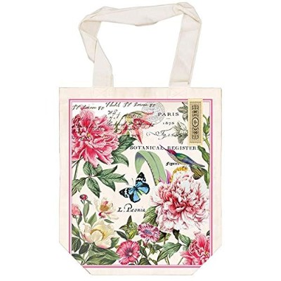 Michel Design Works Peony French Market Bag
