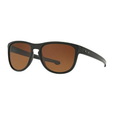 OAKLEY オークリー oo9342-06 Sliver Round brown gradient polarized Sunglasses 偏光 サングラス