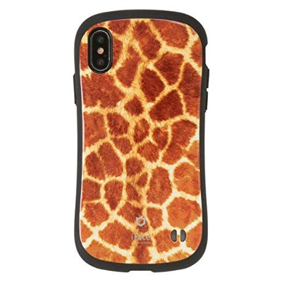 iFace First Class Africa iPhone XS/X ケース [キリン]