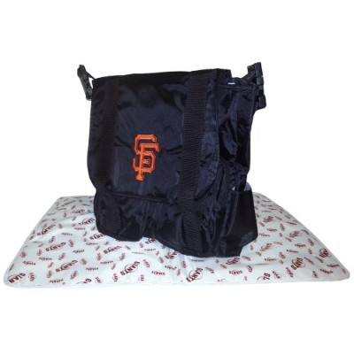 Concept 1 CNO-MLSF5754 San Francisco Giants MLB Sitter Baby Diaper Bag by Concept 101