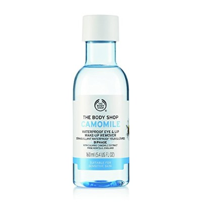 The Body Shop Camomile Waterproof Eye Makeup Remover 150ml