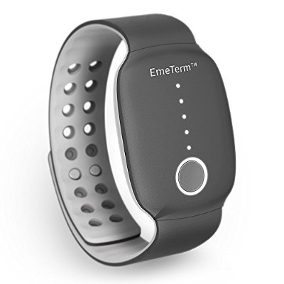 WatMedical – EmeTerm Anti-emetic TENS device for motion & travel sickness and morning sickness,...