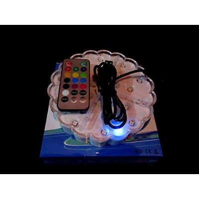 【シーシャ用商品】LEDライト コースター 15cm shisha hookah party bar Led light for big shisha Light-001