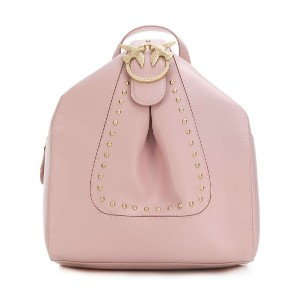 Pinko studded small backpack - ピンク&パープル