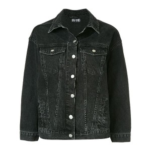 Dalood classic denim jacket - ブラック