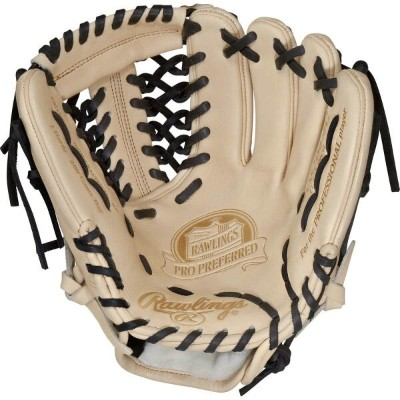 ローリングス Rawlings ユニセックス 野球 グローブ【Player Preferred 14 Inch Right Hand Throw Softball Glove】Camel