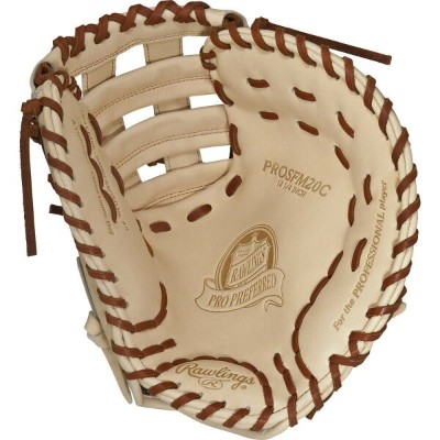 ローリングス Rawlings メンズ 野球 グローブ【Heart of the Hide Series 13 Inch Right Hand Throw First Base Mitt】Camel