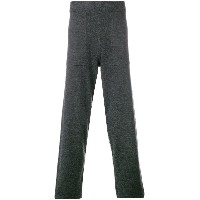 Pringle Of Scotland knitted lounge trousers - グレー