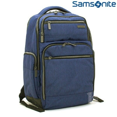 【送料無料】【サムソナイト バックパック 89574-0661】【ip-0330】 VINTAGE NAVY Samsonite MODERN UTILITY Double Shot...