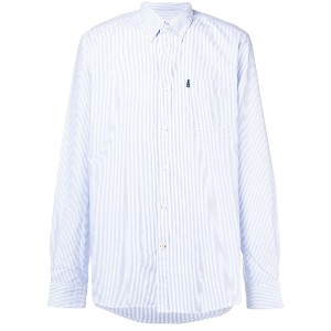 Barbour Endsleigh Oxford striped shirt - ブルー