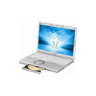 Let`s note SZ6 DIS専用モデル(Core i5-7200U/8GB/SSD256GB/SMD/W10P64/12.1WUXGA/Office/電池S) パナソニック CF...