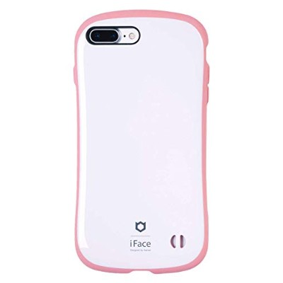 iFace First Class Pastel iPhone 8Plus / 7Plus ケース 耐衝撃/ピンク