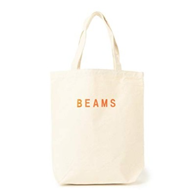 (ビームス) BEAMS O.BEAMS TOTE18FW 11612046591 ONE SIZE ORANGEロゴ