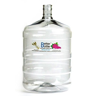 Better Bottle-6 Gallon by Home Brew Ohio
