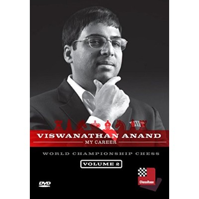 World Chess Champion Viswanathan Anand: My Career Vol 2 Chess Software