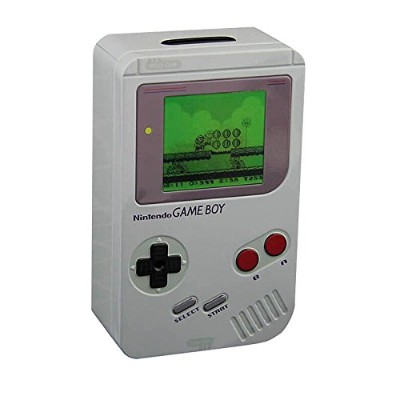 Nintendo Game Boy Piggy Bank