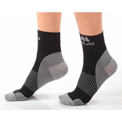 Plantar Fasciitis Compression Foot Socks - Foot Sleeves - X-Firm Graduated Support - 1 Pair Unisex ...