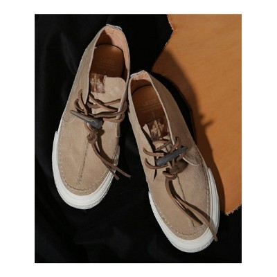 【SALE/20%OFF】VANS TH CHUKKA NOMAD LX ナノユニバース シューズ【RBA_S】【RBA_E】【送料無料】