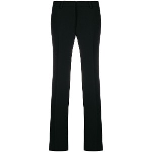 L'Autre Chose flared trousers - ブラック