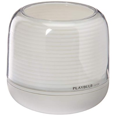 PLAYBULB LED Candle, Smart Bluetooth Flameless Candle, Colour Changing Battery Operated Rechargeable...