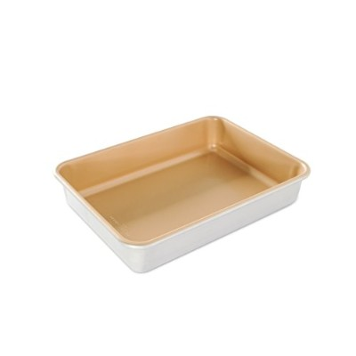 Nordic Ware Natural Aluminum NonStick Commercial Cake Pan by Nordic Ware