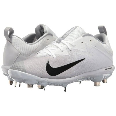 ナイキ Nike メンズ 野球 シューズ・靴【Vapor Ultrafly Pro】White/Black/Wolf Grey