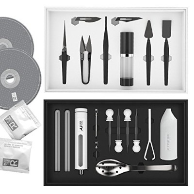 Molecule-R Molecular Styling Kit, Black and White by Molecule-R