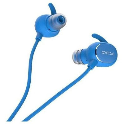 QCY QCY-QY19BL Bluetoothイヤホン ブルー