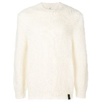 Kenzo textured knit sweater - ホワイト