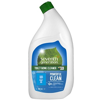 Seventh Generation Toilet Bowl Cleaner, Emerald Cypress & Fir Scent, 32-Ounces Bottle by Seventh...