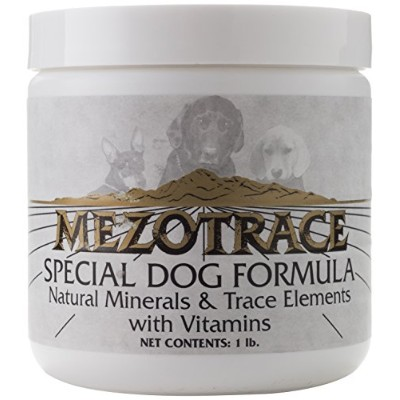 海外直送品Mezotrace Special Pet Formula Powder, 1 Lbs