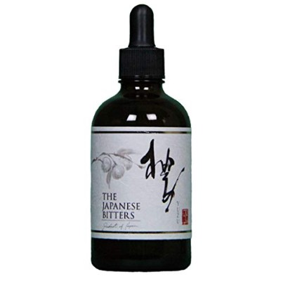 The Japanese Bitters -YUZU(柚子)- 100ml
