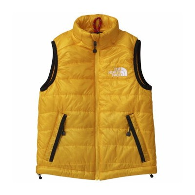 THE NORTH FACE(ザ・ノースフェイス) RED POINT LIGHT VEST KIDS 150 TY(タクシーイエロー) NYJ17807