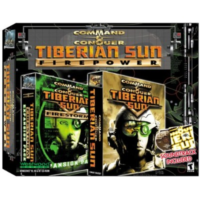 Command & Conquer: Tiberian Sun - Firepower Bundle (輸入版)