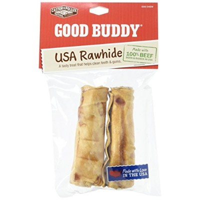 Castor & Pollux Good Buddy USA Rawhide Sticks, 2 Sticks by Castor & Pollux