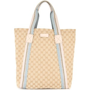 Gucci Vintage Gucci GG hand tote bag - ブラウン