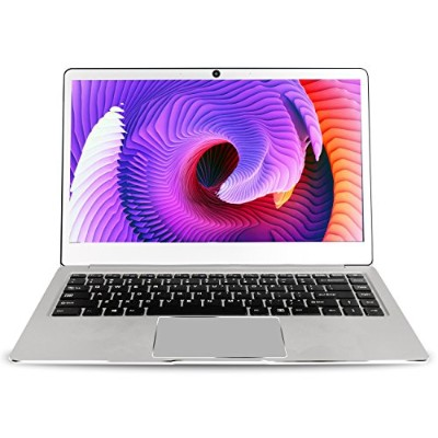 Jumper EZbook 3 Plus 14インチビジネスノートパソコン、インテルCore M3-7Y30最大2.6GHzの8G RAM 128G SSD Wi-Fi 802.11 AC +...