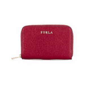 Furla Babylon coin purse - レッド
