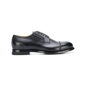 Silvano Sassetti classic Oxford shoes - ブラック