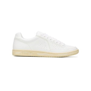 Le Coq Sportif perforated detail sneakers - ホワイト