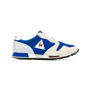 Le Coq Sportif colour block sneakers - ブルー