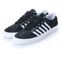 ケースイス K・SWISS ADDISON VLUC SDE (BLACK) メンズ