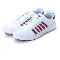 ケースイス K・SWISS HERITAGE LIGHT T (WHITE/NAVY/RED) メンズ