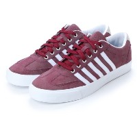 ケースイス K・SWISS ADDISON VLUC SDE (BURGANDY) メンズ