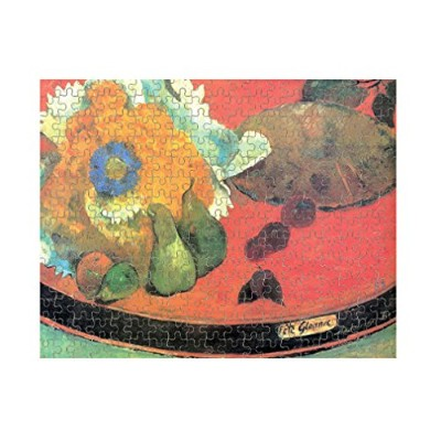 Japanese Woodblock ( Gauguin )ジグソーパズル印刷 252 Pieces PUZLSLF049_HR_252P