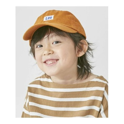 Lee Lee/(K)LE KIDS LOW CAP COTTON TWILL ハットホームズ ファッショングッズ