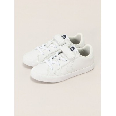 【SALE/30%OFF】hummel hummel/(K)DEUCE COURT WHITE JR エスラッシュ シューズ【RBA_S】【RBA_E】
