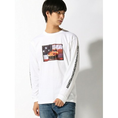 BEAMS MEN LIFE Magazine / American Pie Long Sleeve T-shirt ビームス メン カットソー【送料無料】